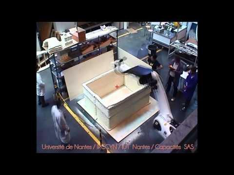 Novi 3D printer koji može izgraditi privremeni smeštaj samo za 30 minuta