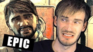 Walking Dead - Final Season - Part 3 - They put me in the game!!!! ***Epic***
