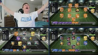 MY SECRET CLUB TOUR - FIFA 15