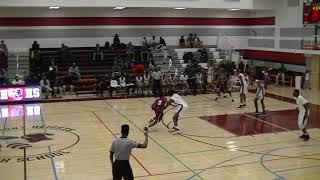 Fairmont Heights vs Thurgood Marshall 6 Dec 18 1st Quarter