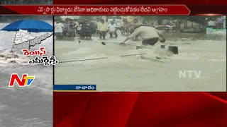 Nacharam area marooned as roads resemble lakes..
