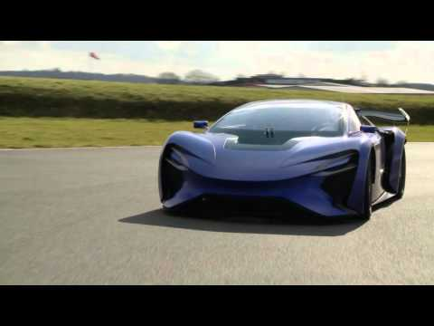 2017 Techrules AT96 TREV Supercar Concept