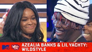 Azealia Banks & Lil Yatchy ⛵Leave Everyone SHOOK! | Wild 'N Out | #Wildstyle