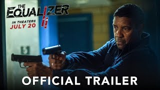 THE EQUALIZER 2 - Official Trail HD