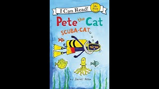 Pete the Cat Scuba-Cat (My First I Can Read)