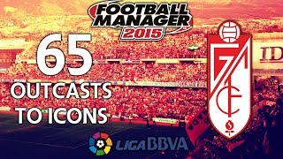 Outcasts To Icons - Ep.65 Honsak Is My Hero (Barcelona) | Football Manager 2015