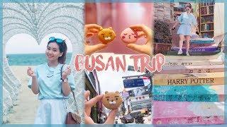 TRIP TO BUSAN, SOUTH KOREA! HONGDAE DATE w/ JESSICADEW l Korea Adventures