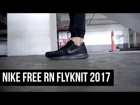 THE SNKRS - NIKE FREE RN FLYKNIT 2017 (Bahasa Indonesia)