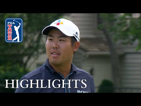 Byeong Hun An?s Round 4 highlights from the Memorial