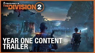 The Division 2 post-launch content revealed