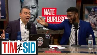 Nate Burleson On Slowing Down Patrick Mahomes And The Kansas City Chiefs | Tim & Sid