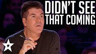 MIND-BLOWING AUDITIONS That WOWED Simon Cowell on Britain's Got Talent 2012   Got Talent Global