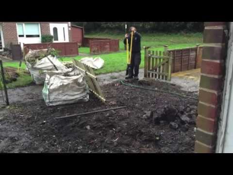 Landscaping in Crawley