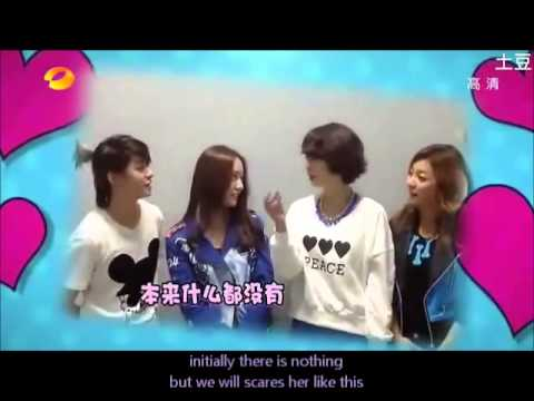[ENG] Happy Camp - f(x) Victoria cut [1/5]