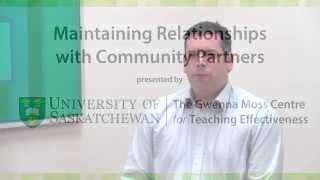 Maintaining Relationships Thumbnail