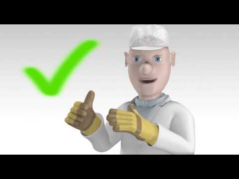 Sicherheitsvideo Tiefzieverpackungsmaschinen FR