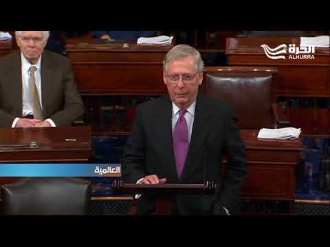 مجلس الشيوخ الأميركي يتوصل إلى تسوية لإنهاء الإغلاق الحكومي