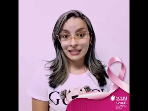 Outubro Rosa: Conheça a linda história de Pamella, incentivando as mulheres a se cuidarem