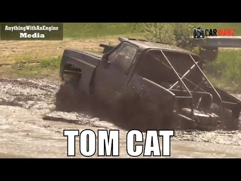 TOM CAT Chevy Mudding At Lutterloh's Spring Mud Bog