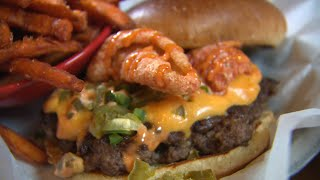 Chicago's Best Burgers: The Squared Circle