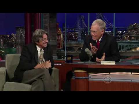William Knoedelseder on Dave Letterman - YouTube