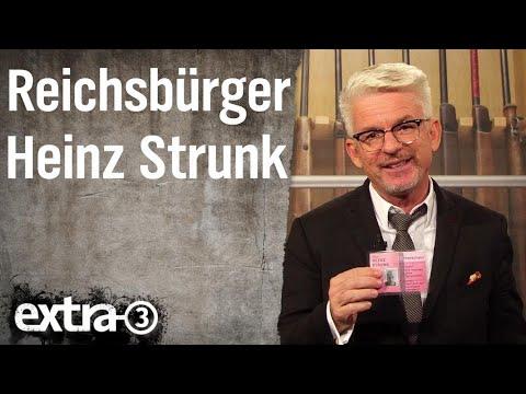 Reichsbürger-Insider Heinz Strunk
