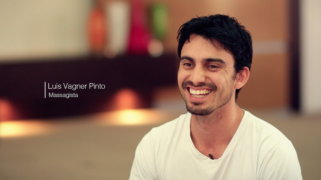Depoimento - <b>Luis Vagner Pinto</b>