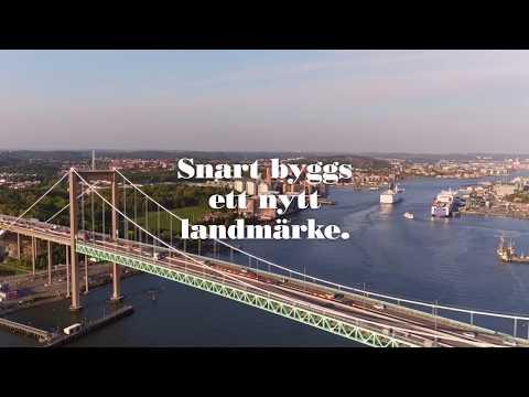 Kronjuvelen, Göteborg - Eriksbergs nya landmärke