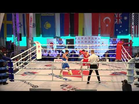 4 56 kg Mohammad JOR   Suleimenov KAZ final