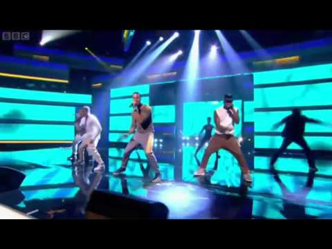 Do You Feel What I Feel? - JLS 'Let's Dance For Sport Relief' 18th February 2012