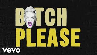 P!nk - Hustle (Official Lyric Video)