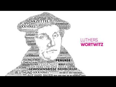 Luthers Wortwitz