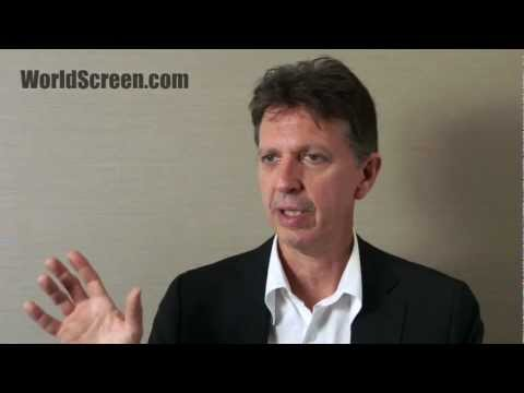 Touch Creator Tim Kring - YouTube