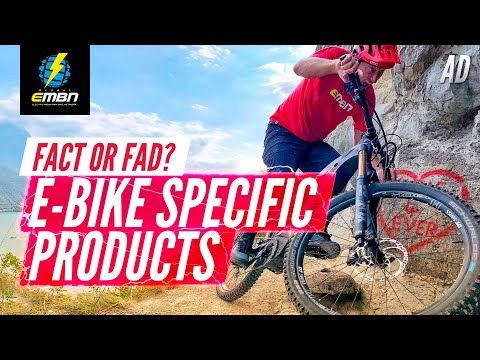 Do You Need E-Bike Specific Components On Your E-MTB?