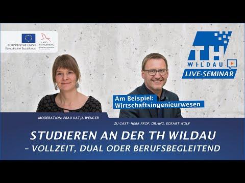 Webinar | Studieren an der TH Wildau – Vollzeit, dual oder berufsbegleitend.