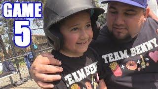 LUMPY'S GETTING BIG! | On-Season Softball Series | Game 5