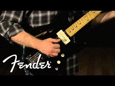 Fender Pawn Shop Offset Special Demo