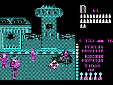 The A-Team (a.k.a. El Equipo A) (Zafiro) (MS-DOS) [1989]