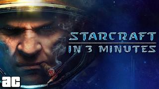 StarCraft Storyline In 3 Minutes! | Video Games in 3