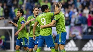 Alcatel Play of the Match: Sounders combine beautifully in wide areas to set-up Ruidíaz