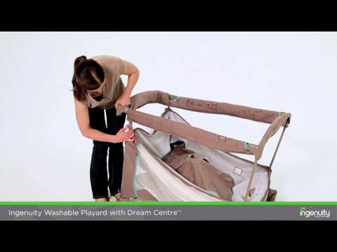 INGENUITY Playard Instructional Video - 60212