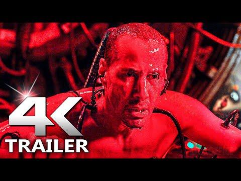 THE MATRIX 4 RESURRECTIONS Trailer 4K (2021) Movie