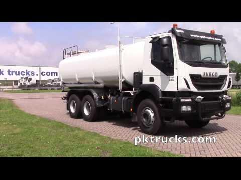 iv3736 - Iveco TRAKKER AD380T38H 6x4  Ravasini, drink water tank - NEW
