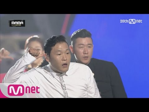 [PSY-Tron Dance Performance+Daddy] KPOP Concert MAMA 2015 | EP.3