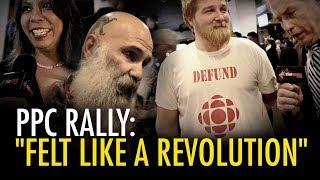 "Ford Nation reacts to Bernier: ""It felt like a revolution!""   David Menzies"