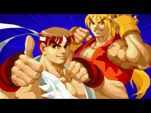 Street Fighter Alpha: Warriors' Dreams (aka Street Fighter Zero) (Ryu) (Capcom) (Windows) [1997]
