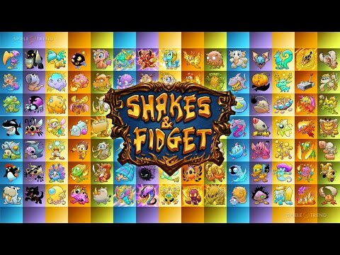 shakes and fidget leveln
