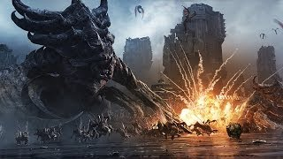 Официальный ролик StarCraft II: Heart of the Swarm (RU)