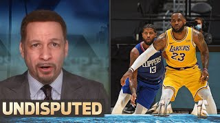 'The Lakers have a serious lack of respect for Paul George' — Chris Broussard   NBA   UNDISPUTED