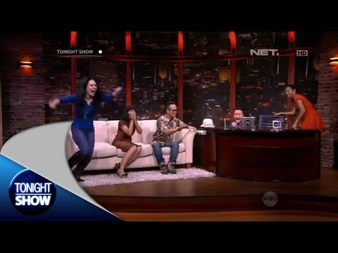 Urband Legend vs Sejarah on Tonight Show NET
